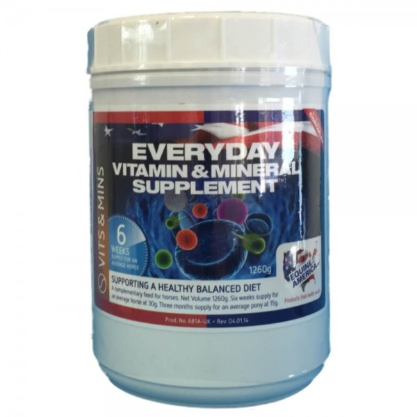 Equine Everyday Vitamine