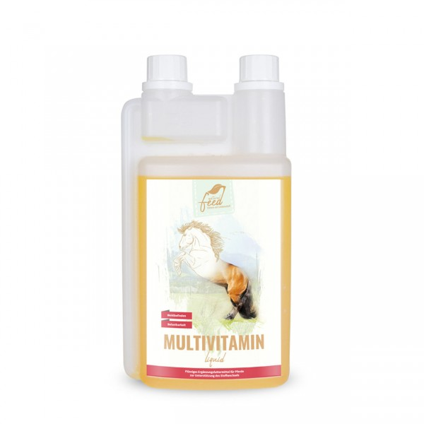 Natural Feed Multivitamin liquid 1000ml