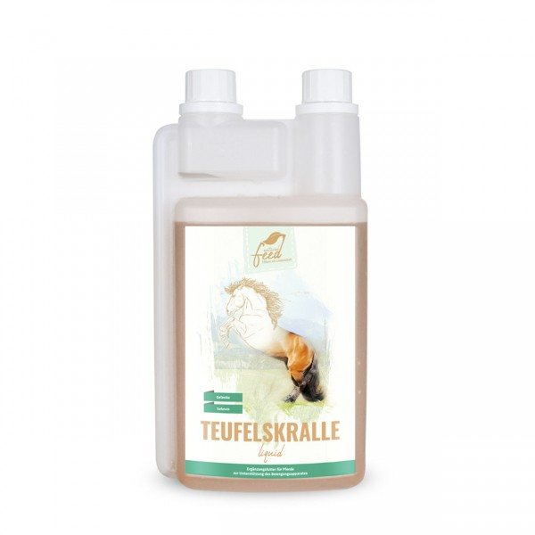 Natural Feed Teufelskralle liquid 1000ml