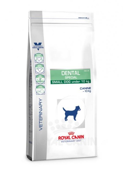 Royal Canin Hund Dental Special small dog