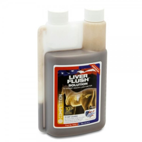 Equine Liver Flush Solution