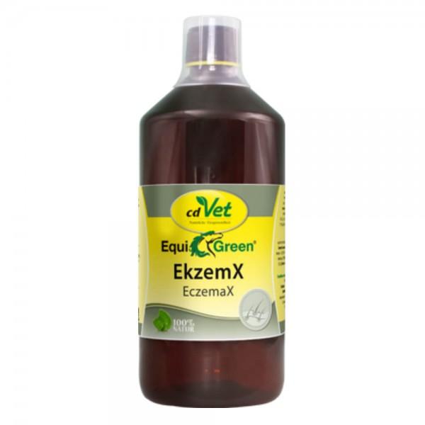 cdVet EquiGreen EkzemX