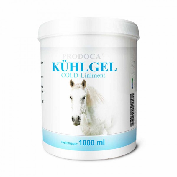 Prodoca Kühl-Gel Pferd
