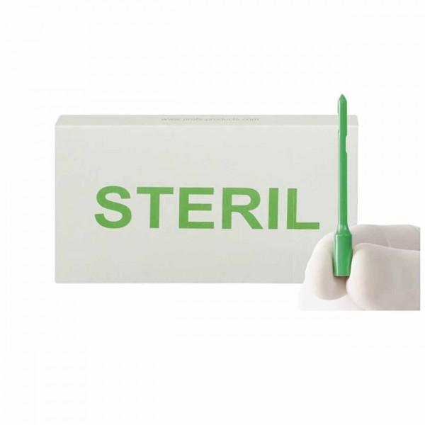 Steril das sterile Einmal-Melkröhrchen