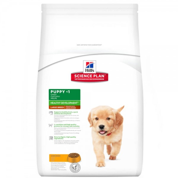 Hills Canine Puppy Healthy Development Large Breed