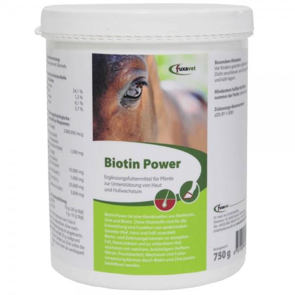 fuxavet Biotin Power