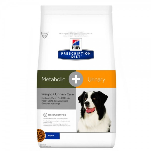 Hills Canine Metabolic plus Urinary