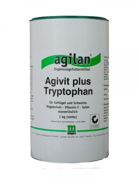 agilan Agivit plus Tryptophan 10kg