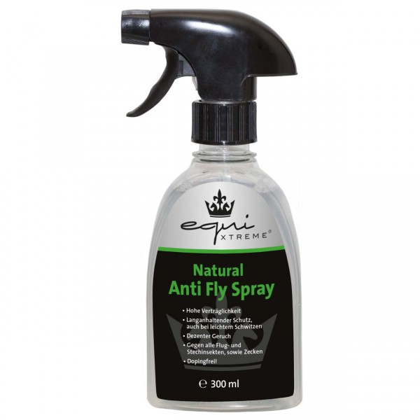 equiXTREME Natural Anti Fly Spray 300ml