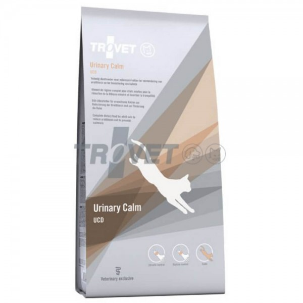 Trovet Urinary Calm UCD Katze