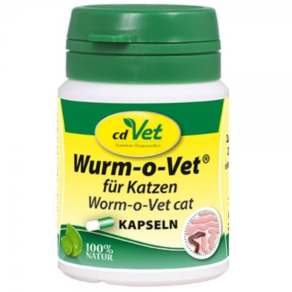 cdVet Wurm-o-Vet Katze Kapseln