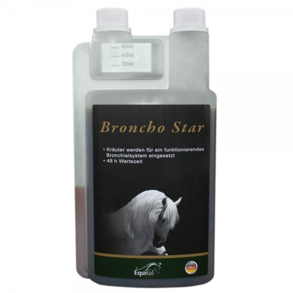 Equital Broncho Star Liquid 1000ml