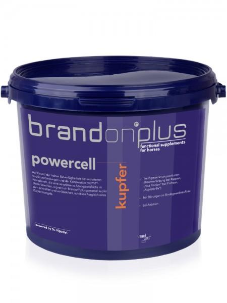 Brandon plus Powercell Kupfer