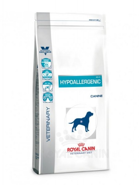 Royal Canin Hund hypoallergenic 7kg