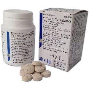HS Vitamin-Tabletten