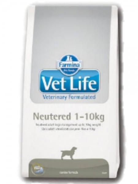 Farmina VetLife Canine Neutered bis 10kg