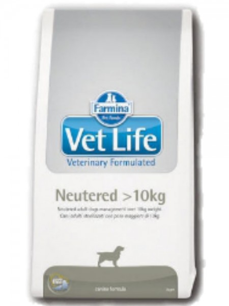 Farmina VetLife Dog Neutered ab 10kg