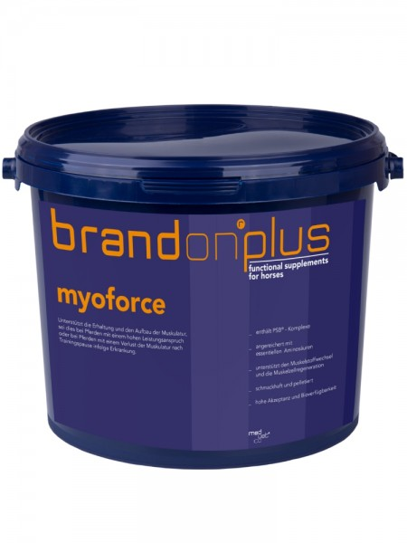 Brandon plus Myoforce