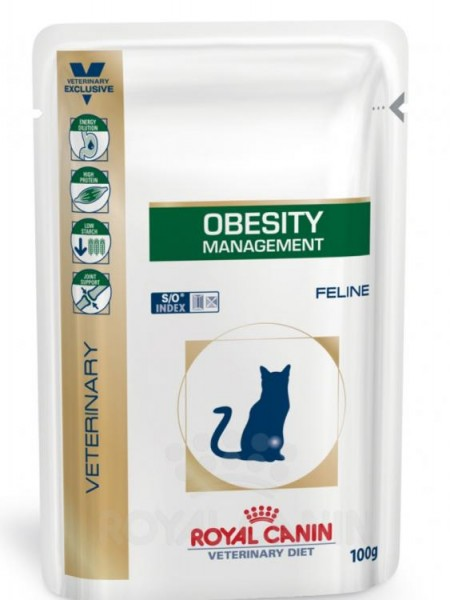 Royal canin Katze Obesity management 12x100g