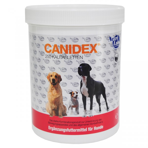 Nutri Labs Canidex 250