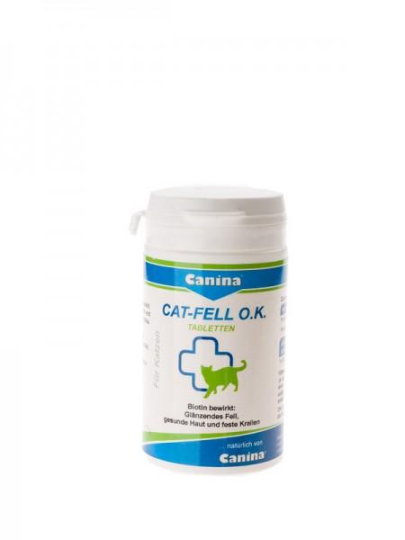 Canina Cat Fell OK Tabletten