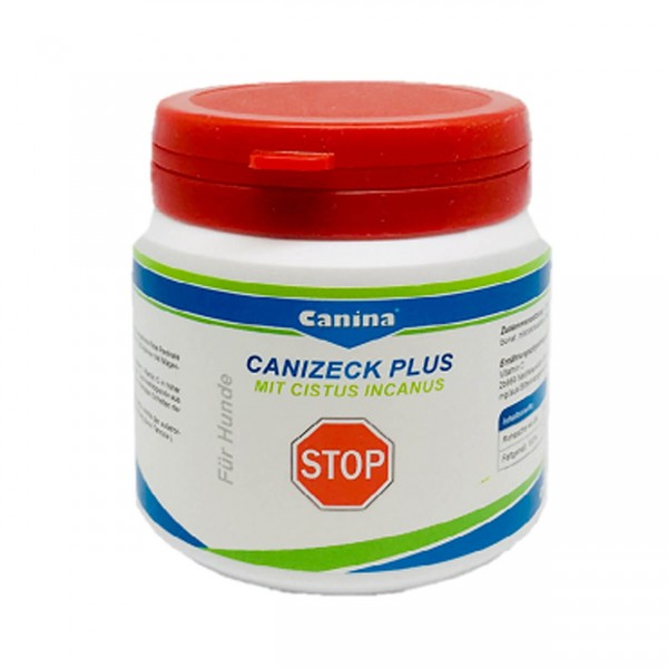 Canina Canizeck Plus Tabletten
