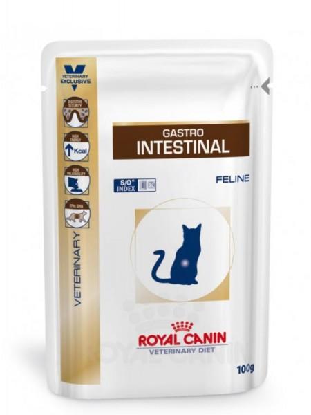 Royal canin Katze Gastro Intestinal 48x100g feucht