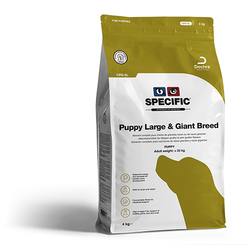 Specific CPD-XL puppy large giant breed 4kg
