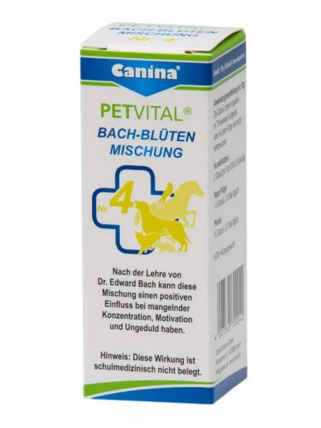 Canina Bachblüten Nr 4