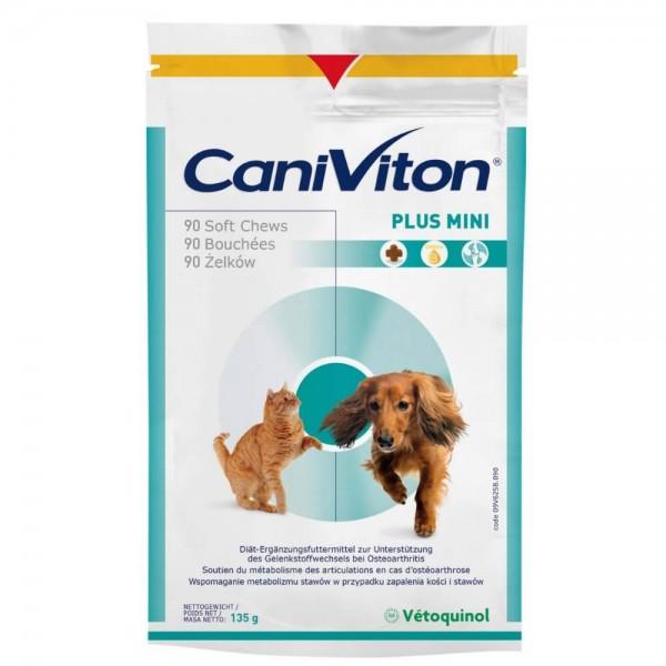 Caniviton plus mini 90 chews