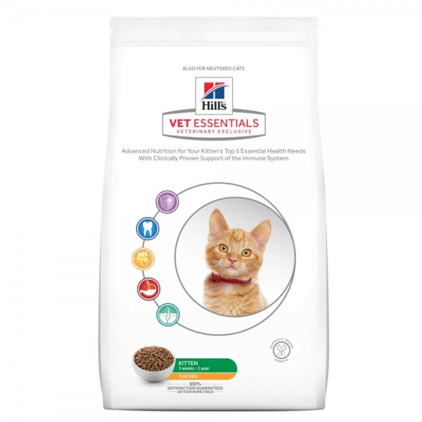 Hills VetEssentials Feline Kitten