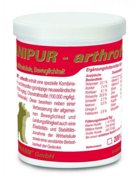 Canipur arthrofit 500g