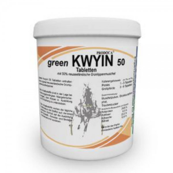 Prodoca Kwyin 50 Pferd Tabs