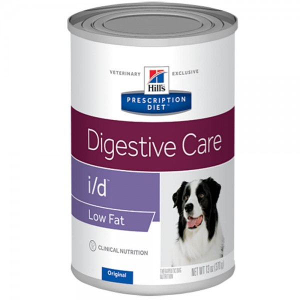 Hills Canine i/d low fat 12x360g Dosen