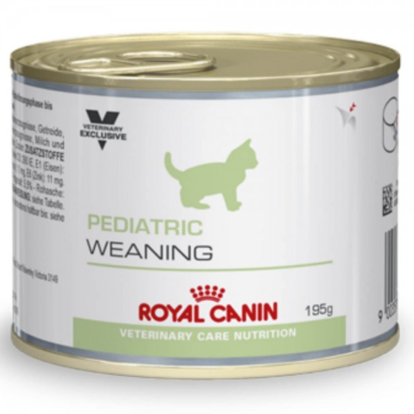 Royal Canin Katze Pediatric Weaning 12x195g