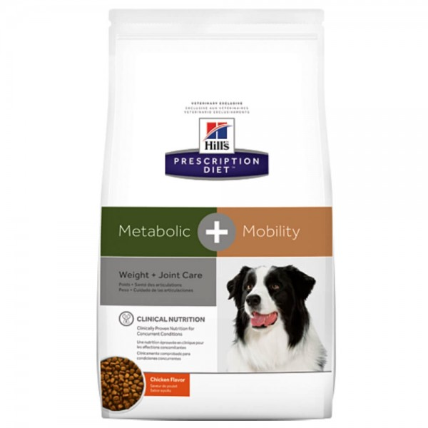 Hills Canine Metabolic plus Mobility