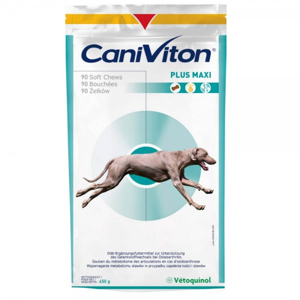 Caniviton plus maxi chews
