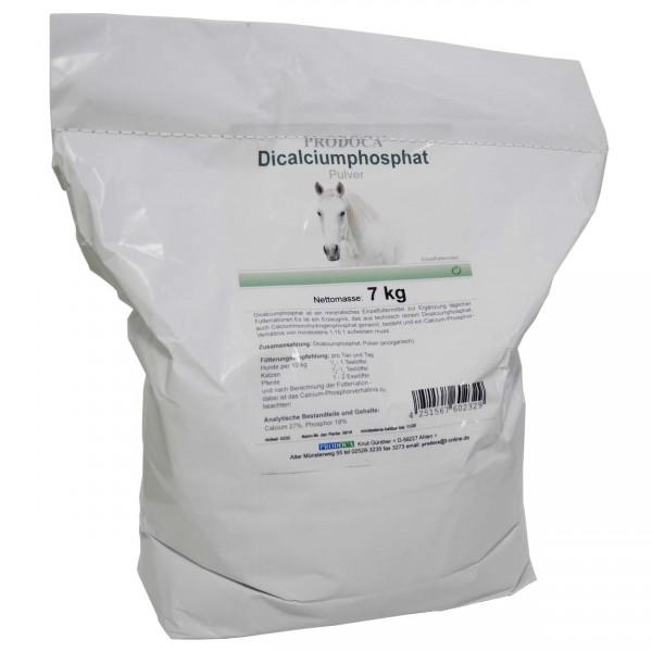 Prodoca Dicalciumphosphat Pulver Pferd