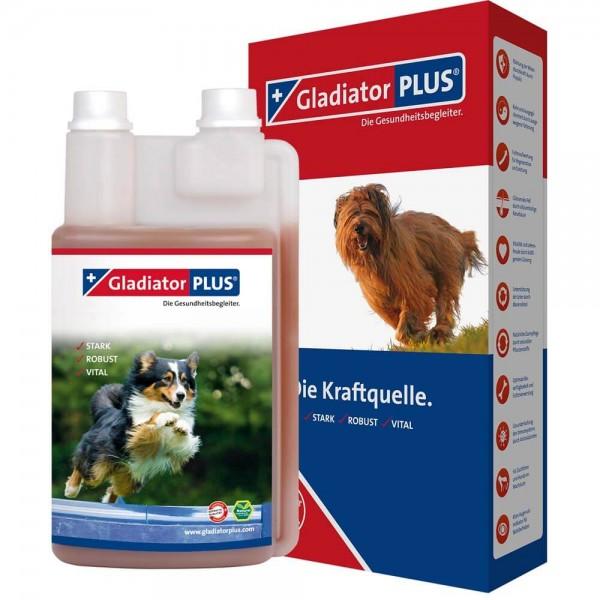 Gladiator Plus Hund 500ml