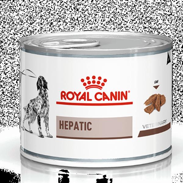 Royal Canin Hund Hepatic 12x200g