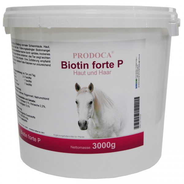 Prodoca Biotin forte P Pferd