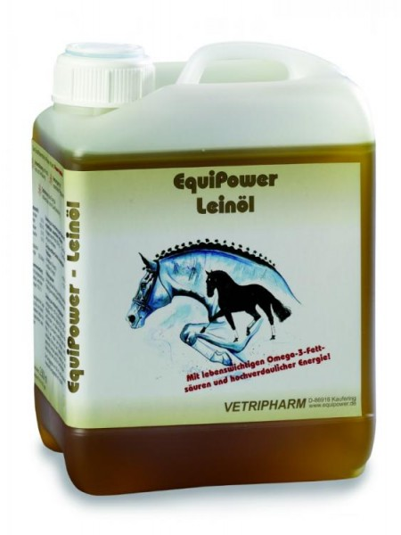 EquiPower Leinöl 2500ml