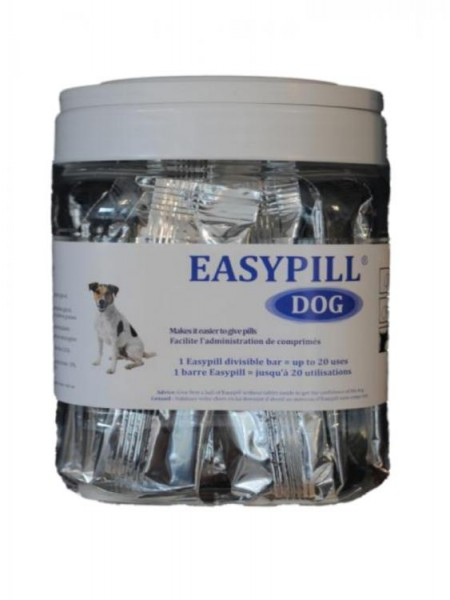 easypill dog Box 20x20g