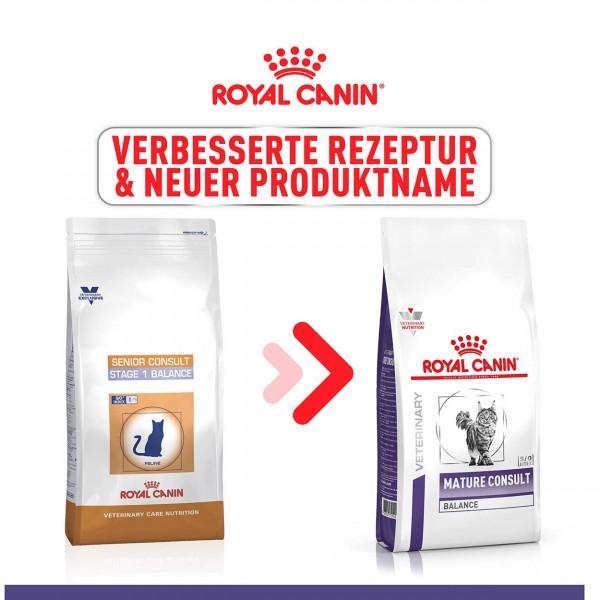 Royal Canin Katze Senior Consult Stage1 trocken