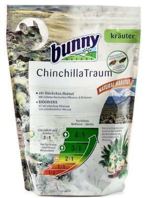 bunny ChinchillaTraum basic 600g