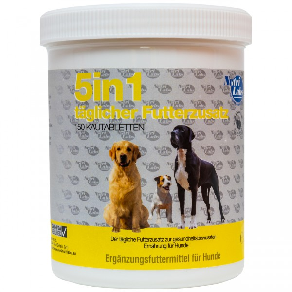 Nutri Labs 5in1 Hund