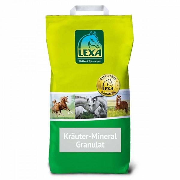 Lexa Kräuter Mineral Granulat 4,5kg