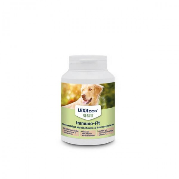 Lexa Dog Immuno Fit