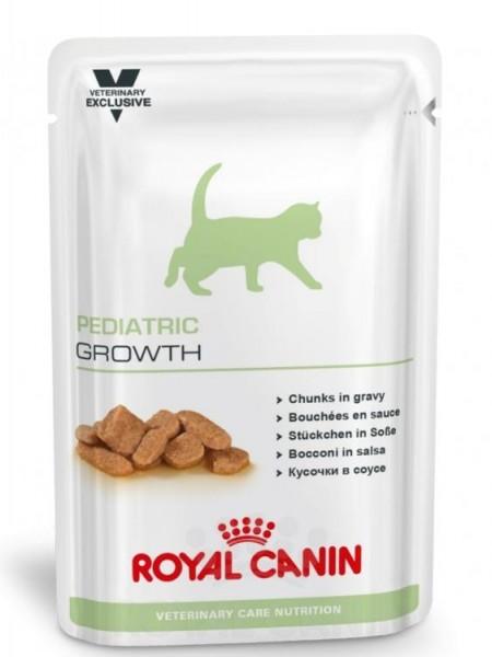 Royal canin Katze Pediatric Growth 12x100g
