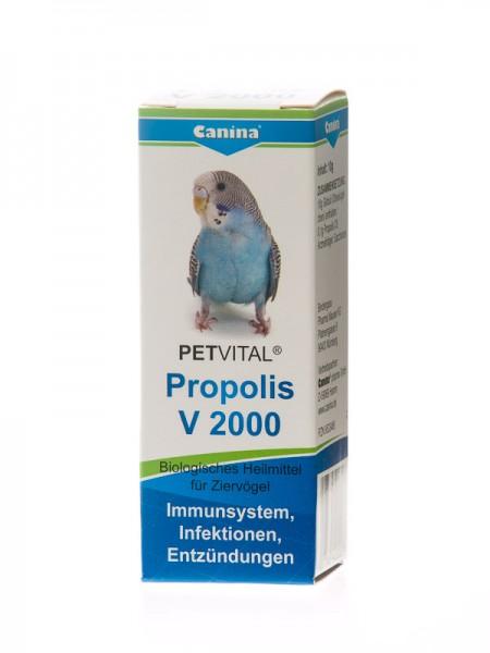 Canina Petvital V 2000 Propolis